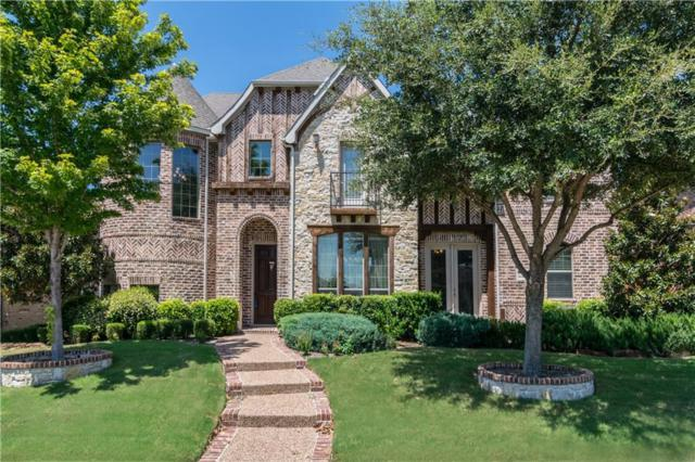 1046 Hot Springs Drive, Allen, TX 75013 (MLS #13903495) :: RE/MAX Town & Country
