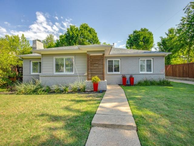 4069 Park Lane, Dallas, TX 75220 (MLS #13903531) :: Team Hodnett