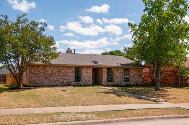 1654 Clarendon Drive, Lewisville, TX 75067 (MLS #13903535) :: The Real Estate Station