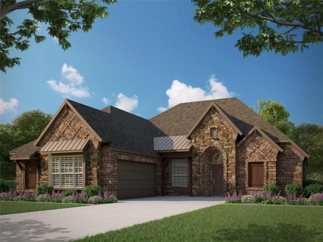 1017 Claystone Ridge Drive, Burleson, TX 76028 (MLS #13903537) :: Team Hodnett