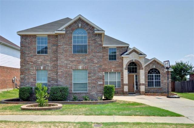 7924 Rampston Place, Fort Worth, TX 76137 (MLS #13903540) :: RE/MAX Town & Country