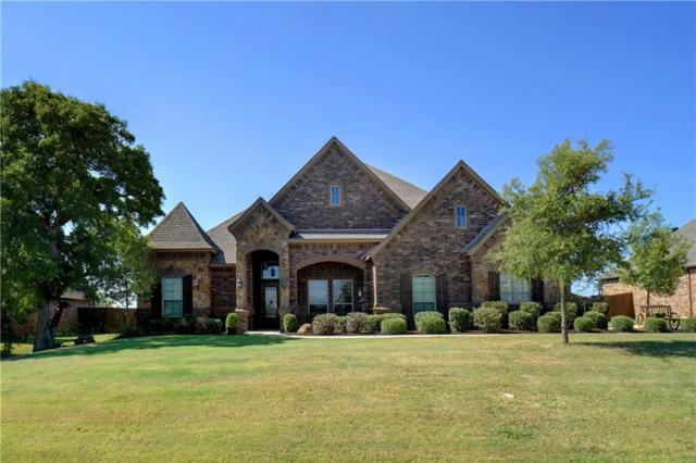 1201 Whisper Willows Drive, Fort Worth, TX 76052 (MLS #13903554) :: The Real Estate Station