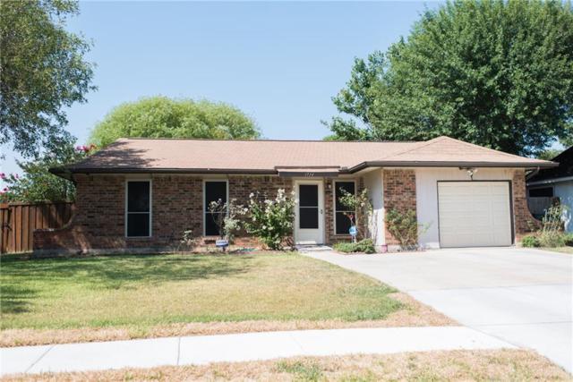 1734 Meridian Way, Garland, TX 75040 (MLS #13903598) :: Team Hodnett