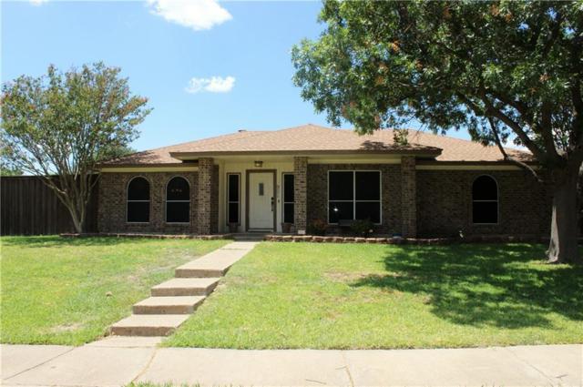 901 Pheasant Drive, Mesquite, TX 75150 (MLS #13903606) :: Team Hodnett