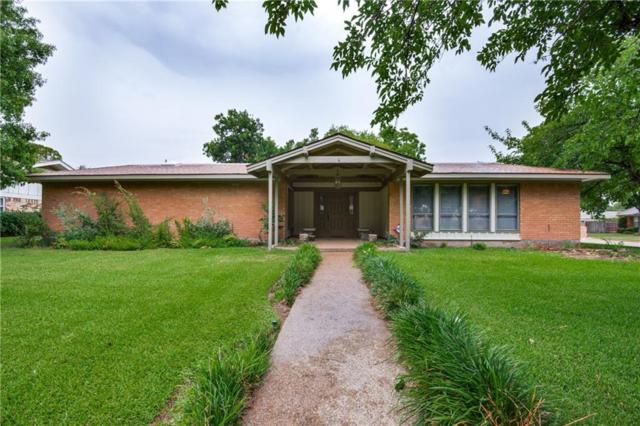 200 Brookview Drive, Hurst, TX 76054 (MLS #13903628) :: Team Hodnett