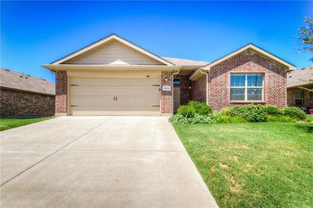 8816 Guard Hill Drive, Fort Worth, TX 76123 (MLS #13903645) :: Team Hodnett
