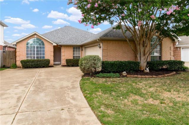 1723 Chatham Lane, Keller, TX 76248 (MLS #13903707) :: Team Hodnett