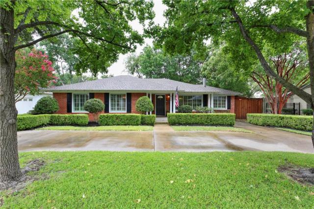 4144 Beechwood Lane, Dallas, TX 75220 (MLS #13903763) :: Team Hodnett
