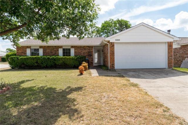 1001 Cambridge Drive, Allen, TX 75002 (MLS #13903862) :: Team Hodnett