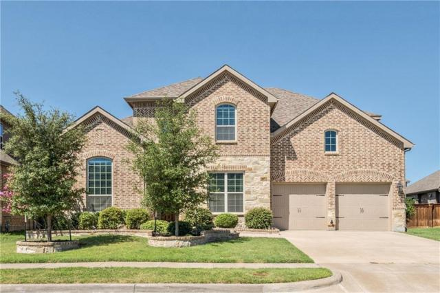 1111 Somerset Circle, Forney, TX 75126 (MLS #13903880) :: Team Hodnett