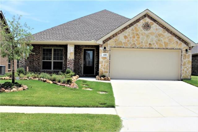 409 Rocky Pine Road, Mckinney, TX 75070 (MLS #13903930) :: Team Hodnett