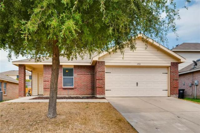 4904 Parkrise Drive, Fort Worth, TX 76179 (MLS #13903999) :: Team Hodnett