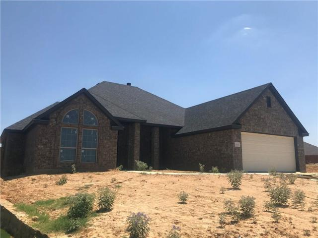 3025 Ridgemont, Weatherford, TX 76086 (MLS #13904066) :: RE/MAX Town & Country
