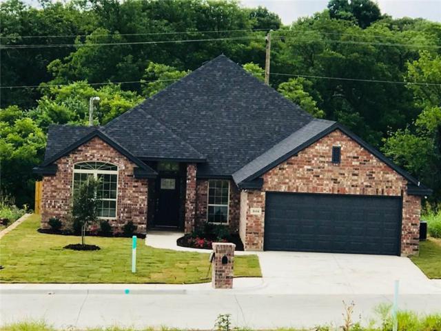 1604 Town Creek Circle, Weatherford, TX 76086 (MLS #13904069) :: Team Hodnett
