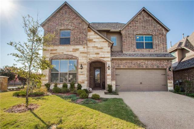 401 Hogue Lane, Wylie, TX 75098 (MLS #13904140) :: Team Hodnett