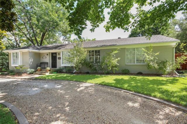 10189 Baronne Circle, Dallas, TX 75218 (MLS #13904141) :: Team Hodnett