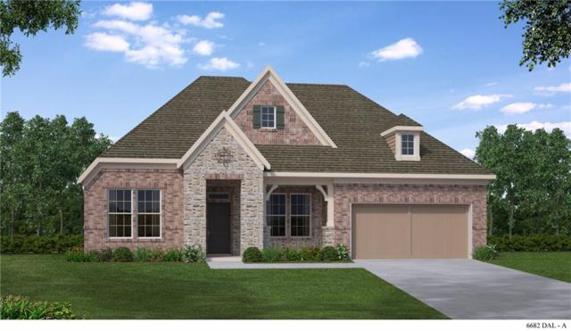 4909 Campbeltown Drive, Flower Mound, TX 75028 (MLS #13904148) :: Real Estate By Design