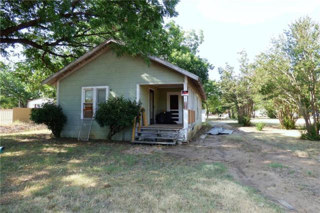 704 Young Street, Ranger, TX 76470 (MLS #13904155) :: Team Hodnett