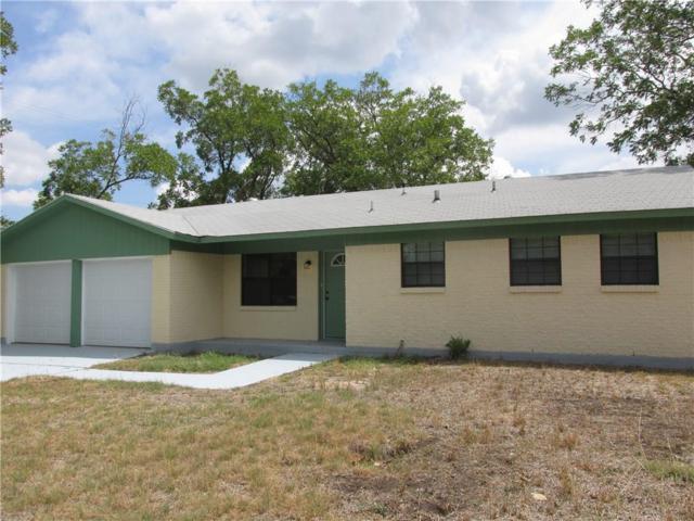 2001 Stanton Street, Brady, TX 76825 (MLS #13904168) :: Kimberly Davis & Associates