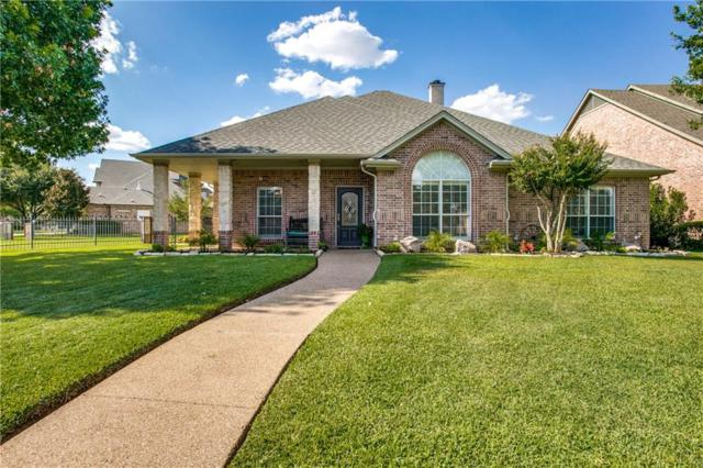 13817 E Riviera Drive, Fort Worth, TX 76028 (MLS #13904177) :: The Real Estate Station