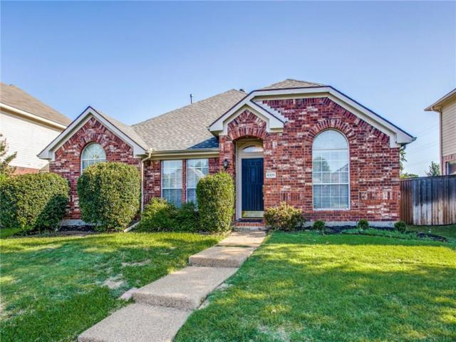 4309 Pearl Court, Plano, TX 75024 (MLS #13904200) :: The Real Estate Station