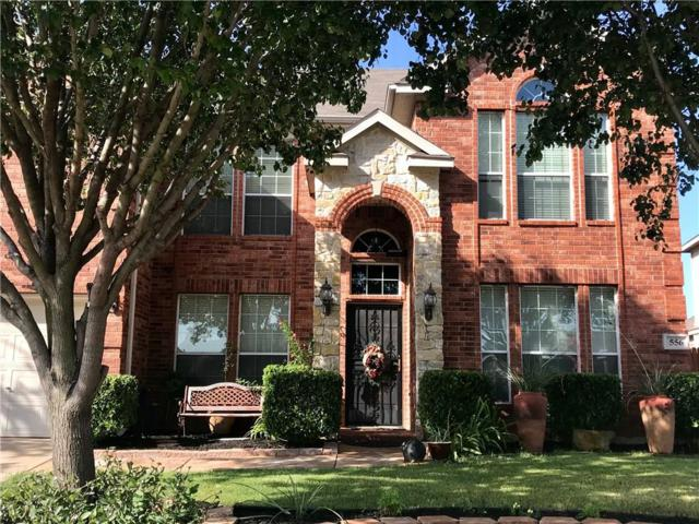 556 Riverbed Drive, Crowley, TX 76036 (MLS #13904290) :: The Real Estate Station