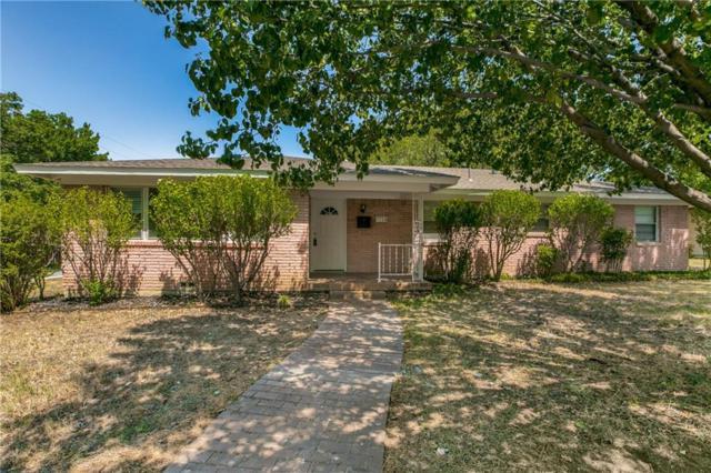 3724 Norton Drive, Richland Hills, TX 76118 (MLS #13904338) :: Team Hodnett