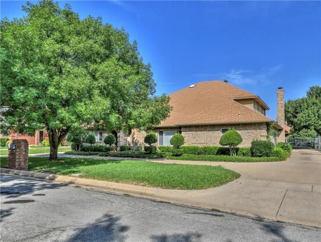 5604 Ridgerock Road, Fort Worth, TX 76132 (MLS #13904354) :: Real Estate By Design