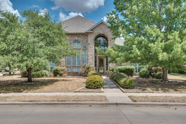 10620 Crawford Farms Drive, Fort Worth, TX 76244 (MLS #13904365) :: Team Hodnett