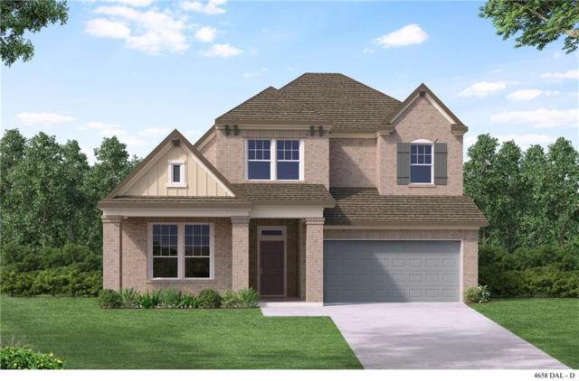 2905 Newsom Ridge Drive, Mansfield, TX 76063 (MLS #13904373) :: The Hornburg Real Estate Group