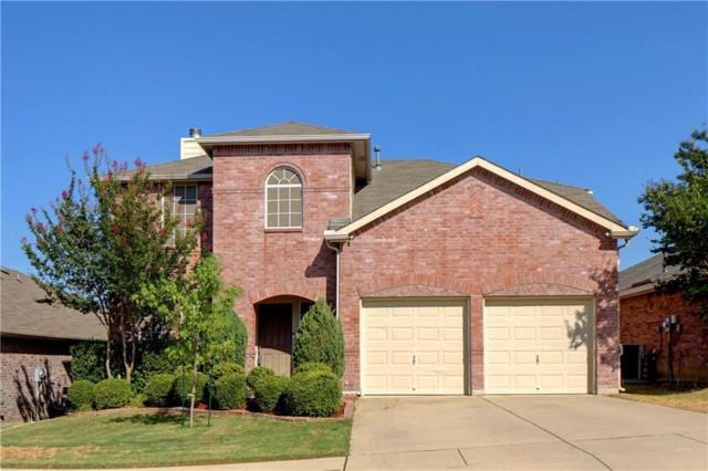 5624 Calf Creek Drive, Fort Worth, TX 76179 (MLS #13904388) :: Team Hodnett