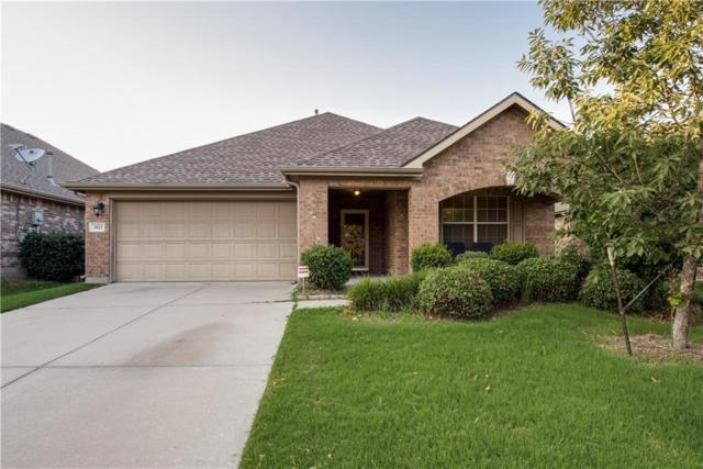 1813 Caney Creek Drive, Little Elm, TX 75068 (MLS #13904476) :: Team Hodnett