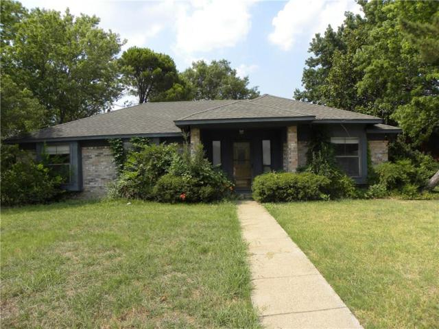 201 Apollo Road, Garland, TX 75040 (MLS #13904511) :: The Real Estate Station