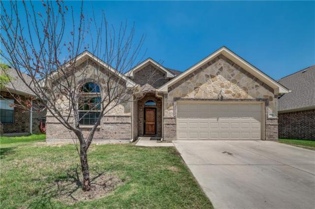 1225 Fallow Deer Drive, Fort Worth, TX 76028 (MLS #13904542) :: Team Hodnett