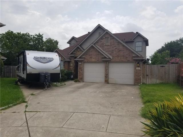 1620 Wahl Street E, Irving, TX 75060 (MLS #13904563) :: RE/MAX Town & Country