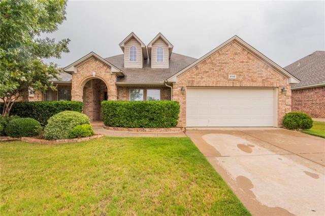 4145 Bedington Lane, Fort Worth, TX 76244 (MLS #13904589) :: Team Hodnett