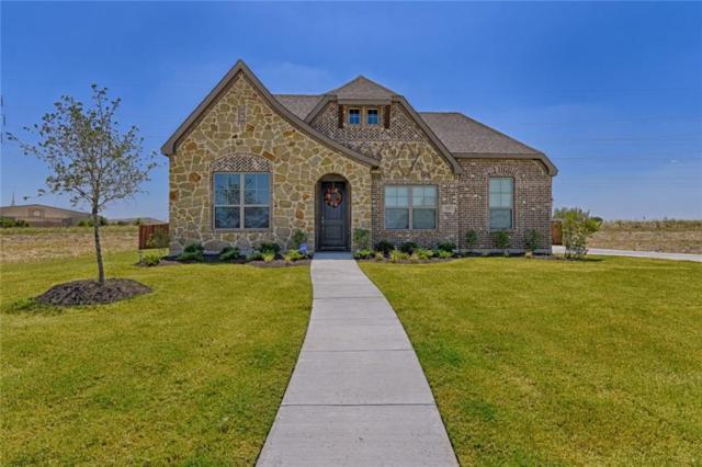 152 Sapphire Lane, Waxahachie, TX 75165 (MLS #13904677) :: Team Hodnett