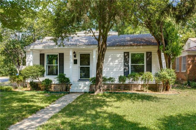 8903 San Fernando Way, Dallas, TX 75218 (MLS #13904710) :: The Real Estate Station