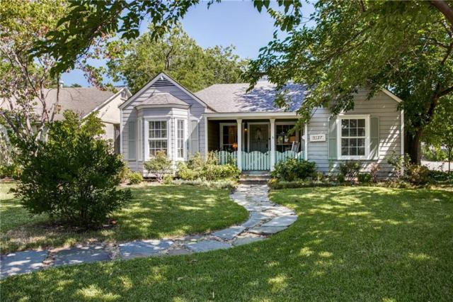 5127 W Amherst Avenue, Dallas, TX 75209 (MLS #13904766) :: RE/MAX Landmark