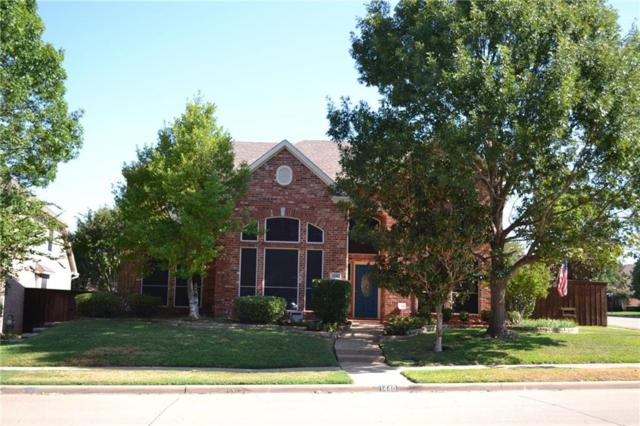 1440 Comanche Drive, Allen, TX 75013 (MLS #13904869) :: RE/MAX Town & Country