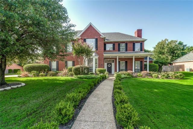 1107 Travis Court, Southlake, TX 76092 (MLS #13904915) :: RE/MAX Landmark