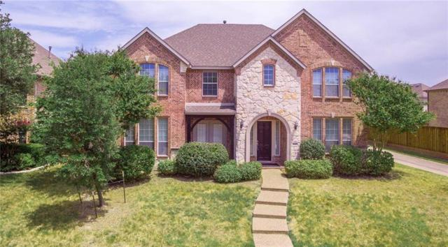 2120 Channel Islands Drive, Allen, TX 75013 (MLS #13904935) :: RE/MAX Town & Country