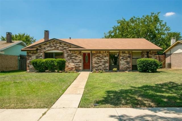 2219 Bowie Drive, Carrollton, TX 75006 (MLS #13904949) :: The Real Estate Station