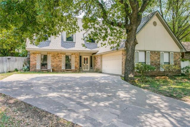 508 Sunlight Court, Arlington, TX 76006 (MLS #13904994) :: RE/MAX Town & Country