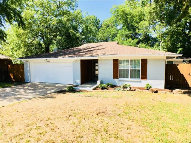 9869 Kingsman Drive, Dallas, TX 75228 (MLS #13905112) :: Team Hodnett
