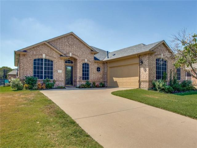 1013 Wilderness Trail, Crowley, TX 76036 (MLS #13905162) :: Team Hodnett