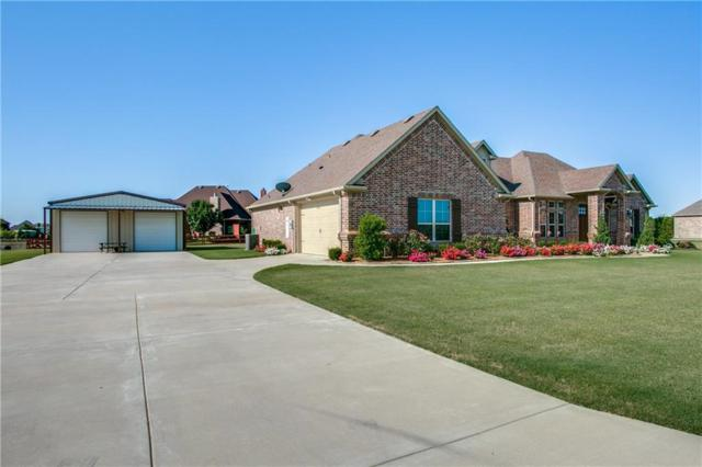 2016 Twin Creeks Circle, Pilot Point, TX 76258 (MLS #13905173) :: The Real Estate Station