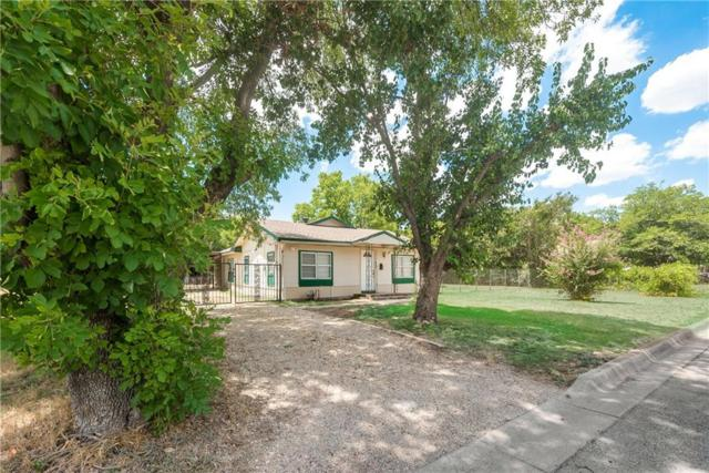 409 Holley Street, Everman, TX 76140 (MLS #13905200) :: The Real Estate Station