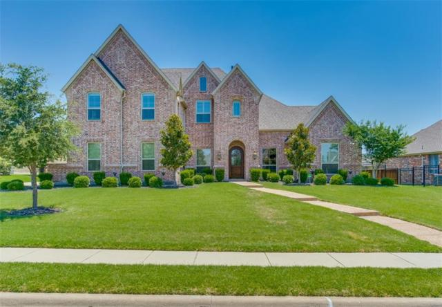 1010 Caribou Drive, Prosper, TX 75078 (MLS #13905217) :: RE/MAX Landmark