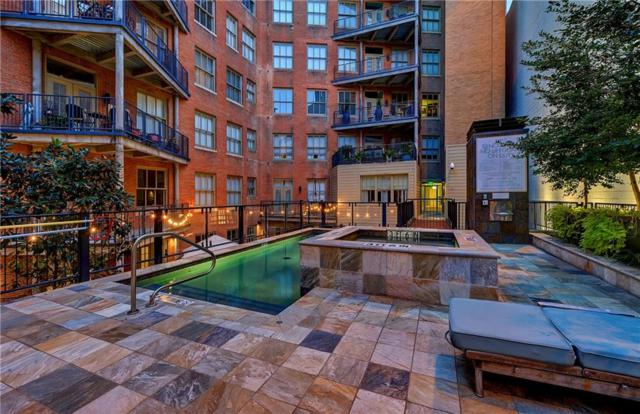 411 W 7th Street #207, Fort Worth, TX 76102 (MLS #13905224) :: Team Tiller